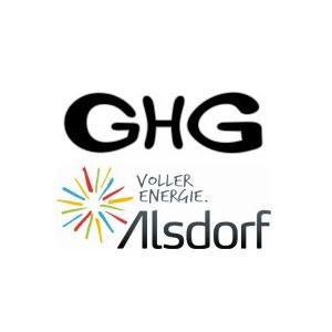 Logo der GHG